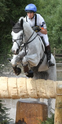 Francis at Hartpury 2012